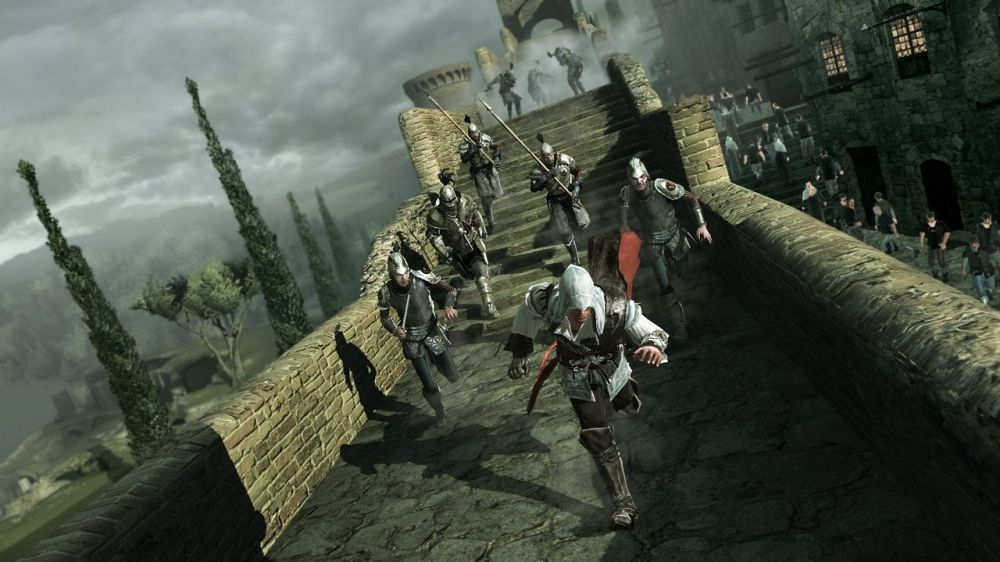 Assassin's Creed II GOTY - Essentials (PS3) - 8