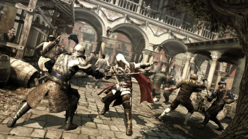 Assassin's Creed II GOTY - Essentials (PS3) - 11