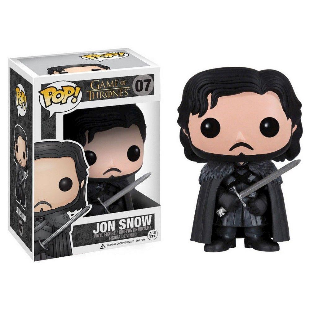 Фигура Funko Pop! Television: Game of Thrones - Jon Snow, #07 - 2