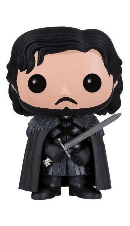 Фигура Funko Pop! Television: Game of Thrones - Jon Snow, #07 - 1