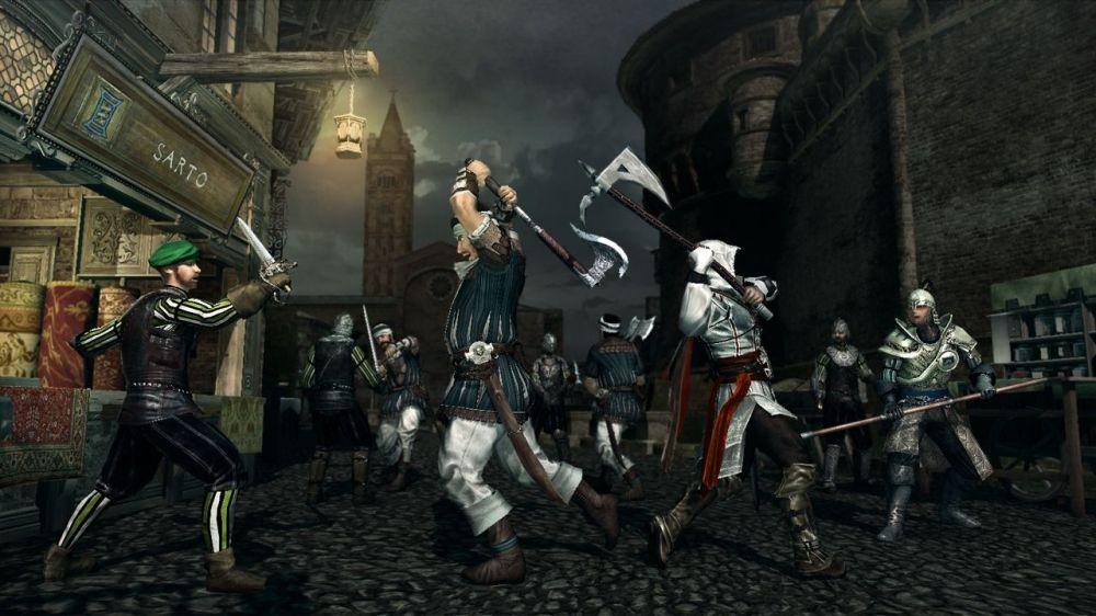 Assassin's Creed II GOTY - Essentials (PS3) - 10