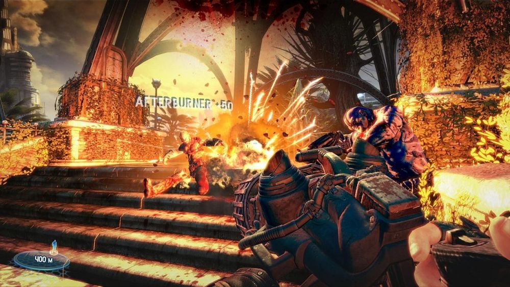 Bulletstorm (PS3) - 8