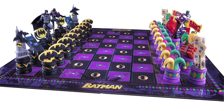 Шах Noble Collection - Batman Dark Knight vs Joker - 2
