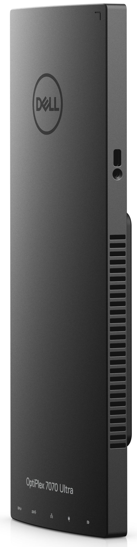Настолен компютър Dell Optiplex - 7070 UFF, черен - 3