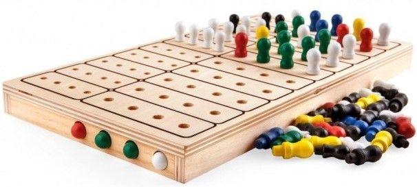 Дървена игра Pino - Мастърмайнд - 1