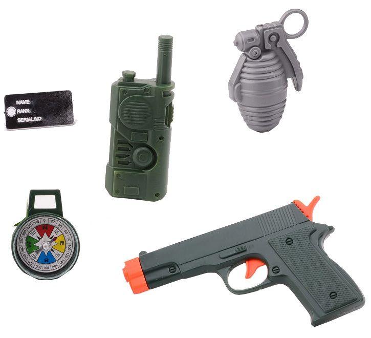 Игрален комплект Army Forces - Стартов сет, 5 части - 1