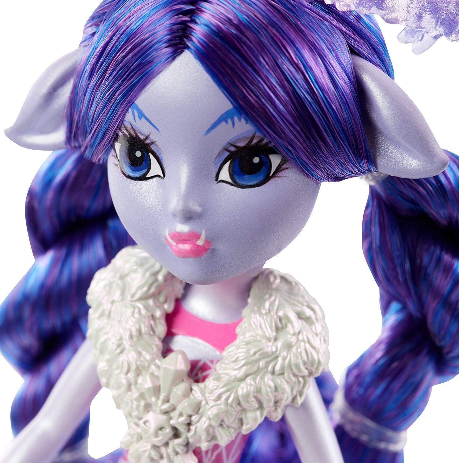 Кукла Mattel Monster High Fright Mares - Meadoe Flurry - 3
