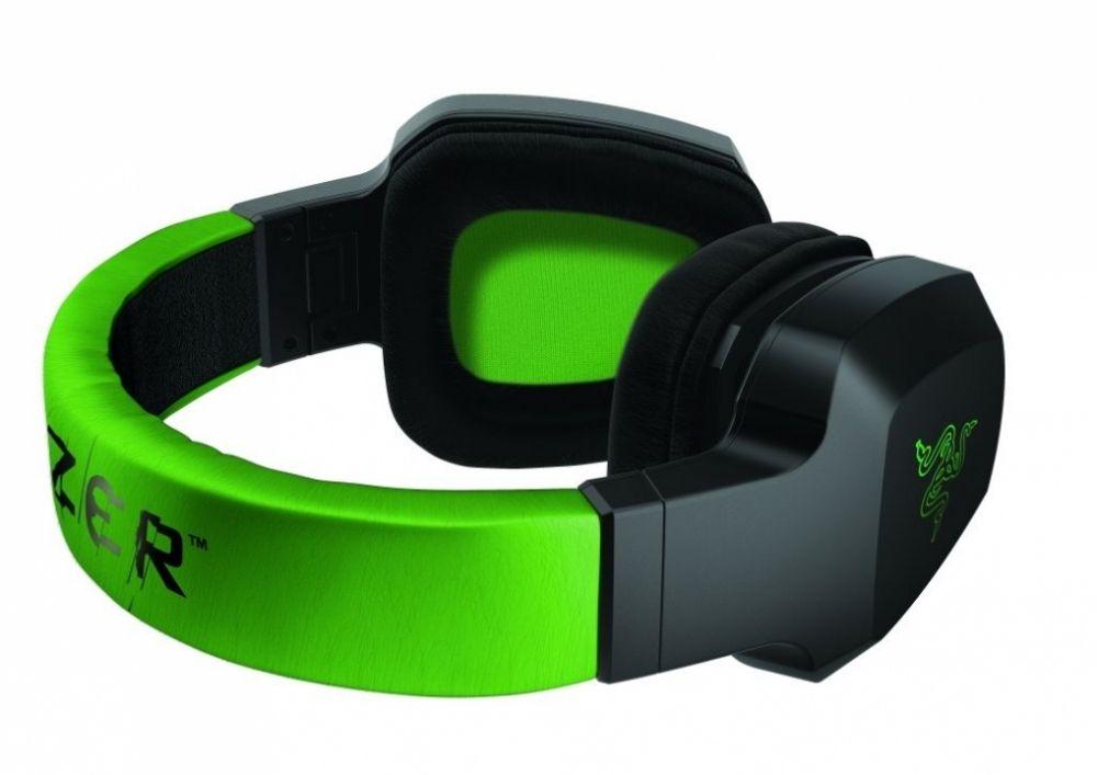 Гейминг слушалки Razer Electra - 5