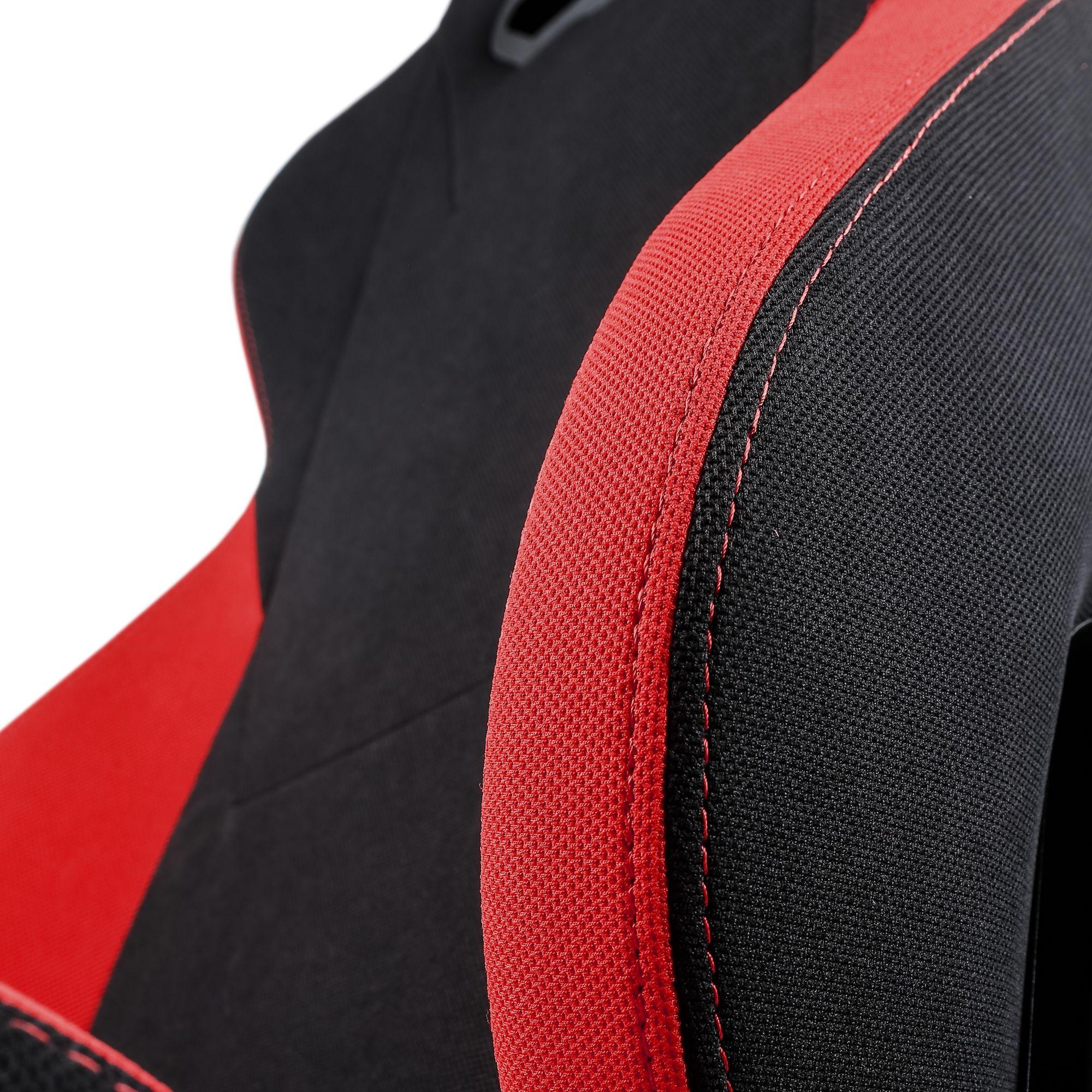 Гейминг стол Nitro Concepts - S300, inferno red - 11