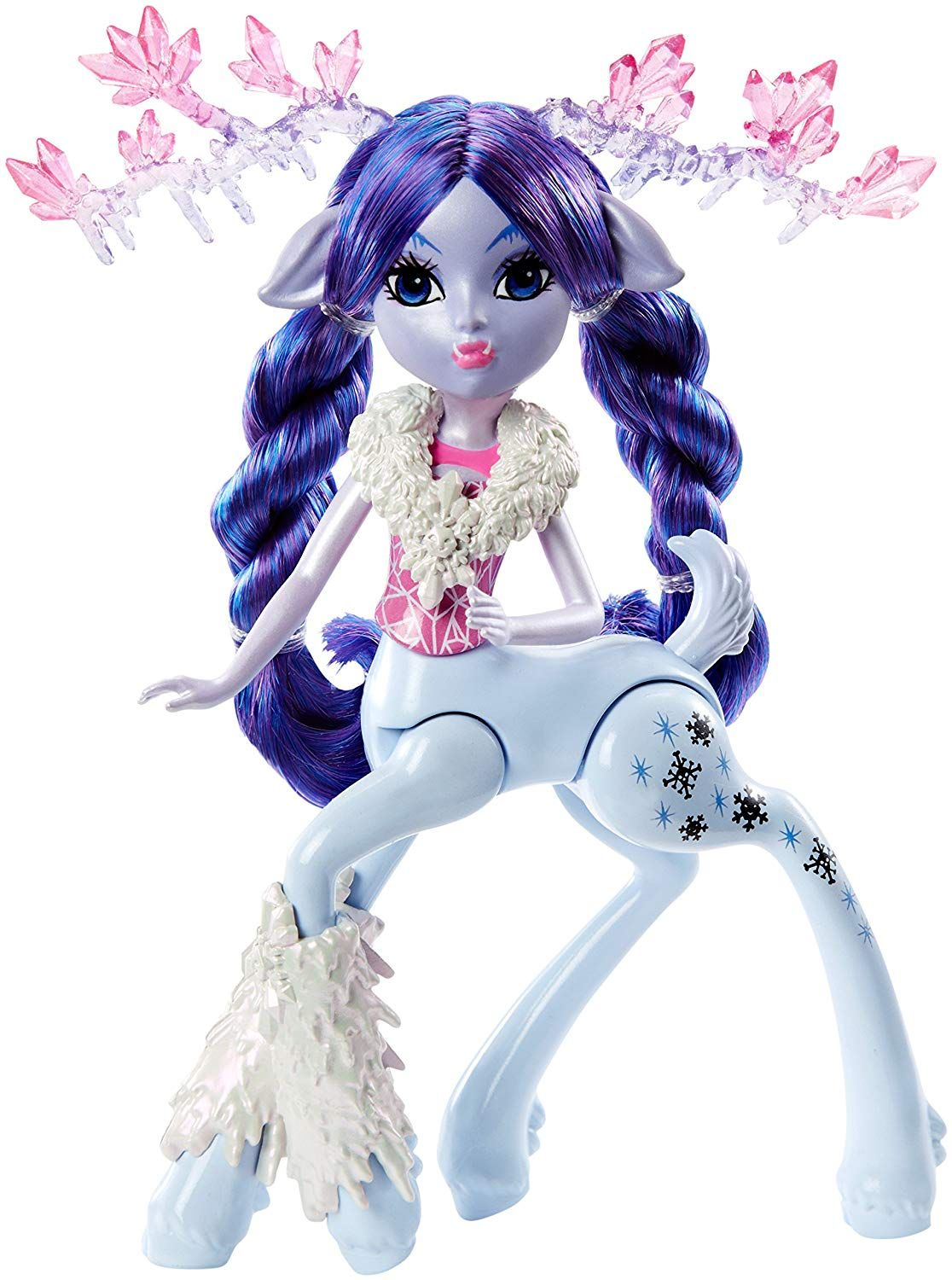 Кукла Mattel Monster High Fright Mares - Meadoe Flurry - 1
