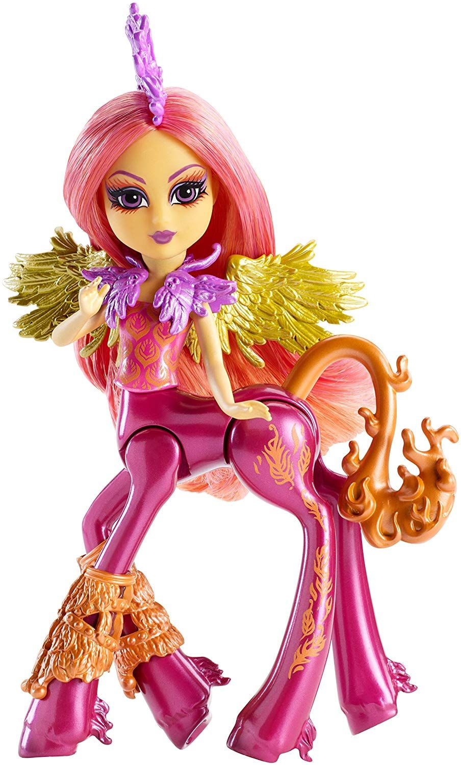 Кукла Mattel Monster High Fright Mares - Flara Blaze - 1