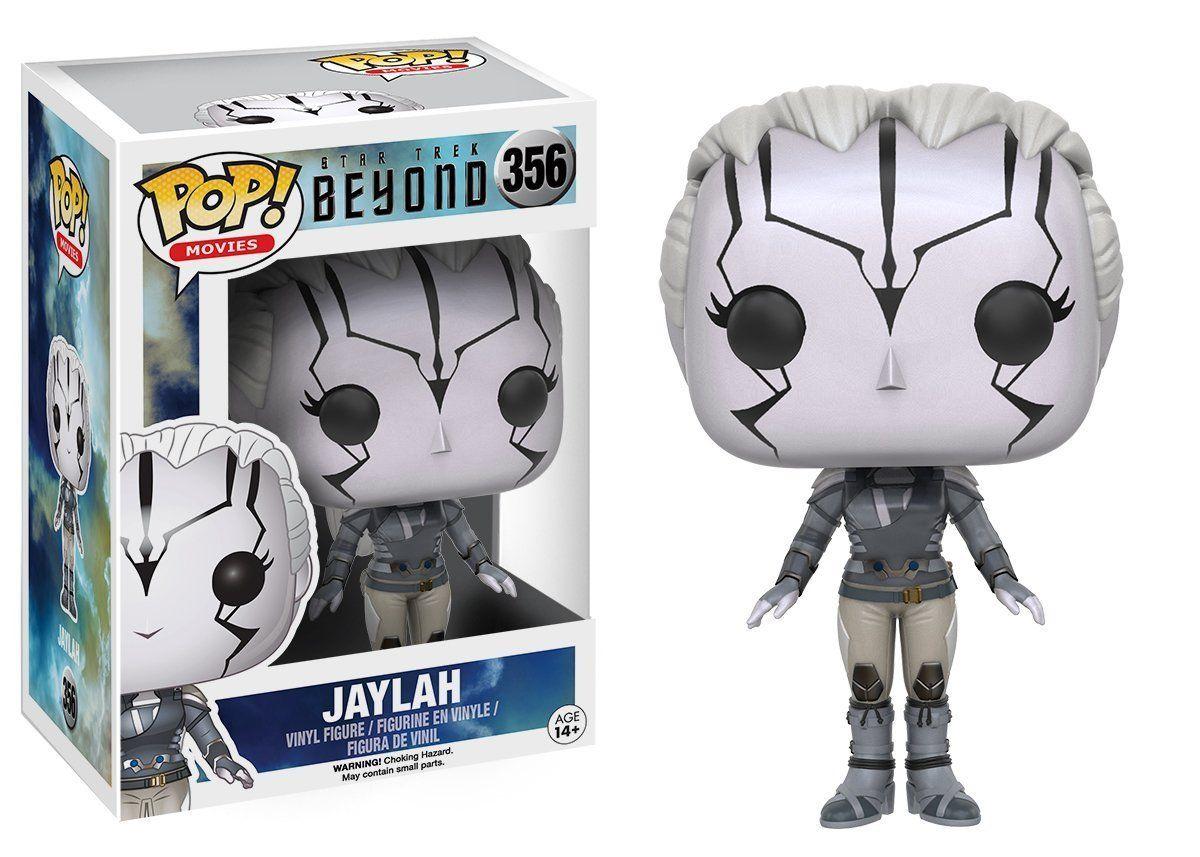 Фигура Funko Pop! Movies: Star Trek Beyond - Jaylah, #356 - 2