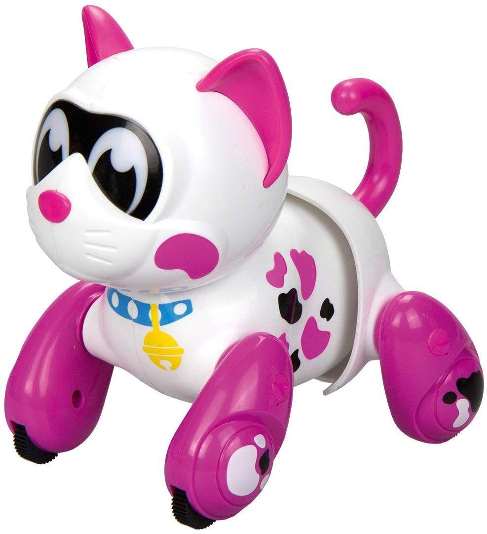 Интерактивна играчка Silverlit - Котенце Мооко - 2