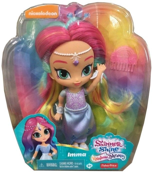 Кукла Fisher Price Shimmer & Shine - Имма - 2