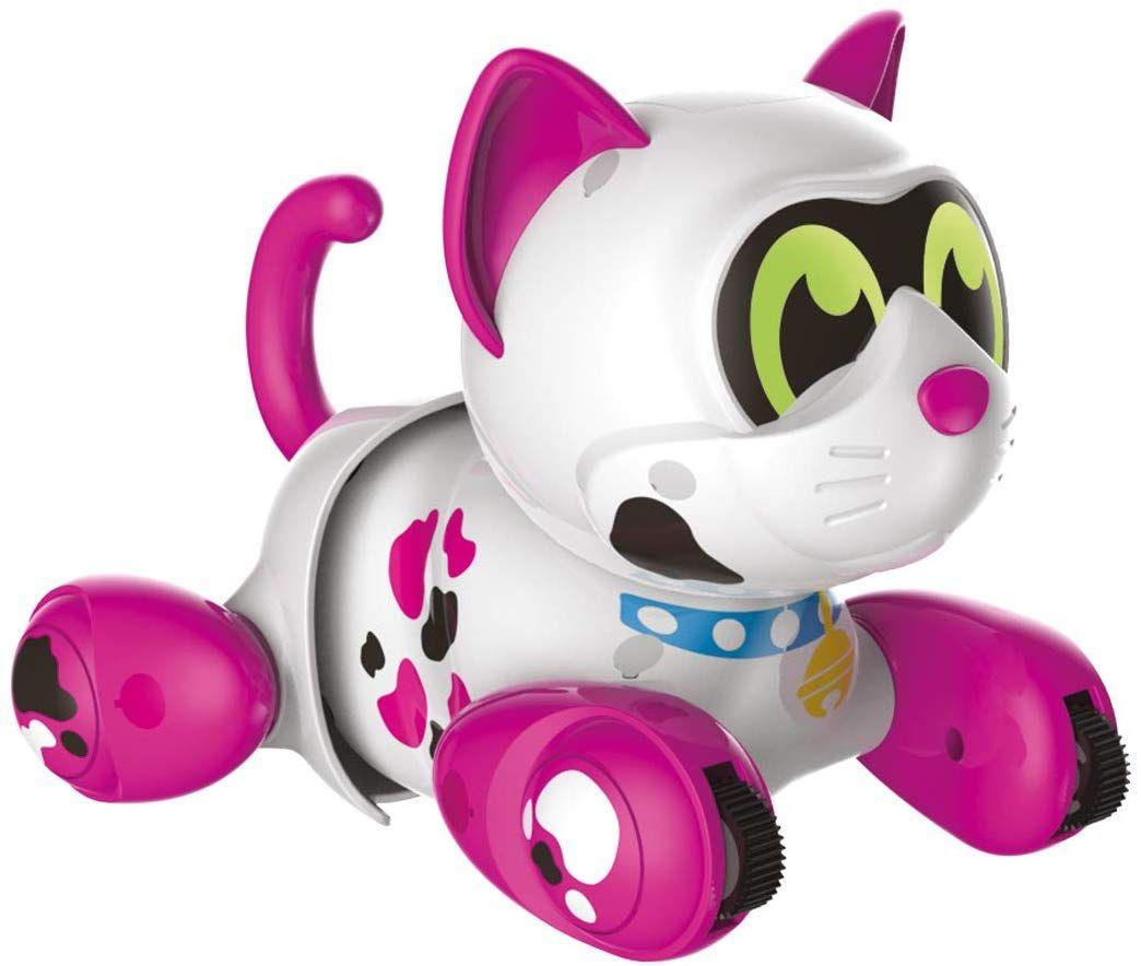 Интерактивна играчка Silverlit - Котенце Мооко - 7