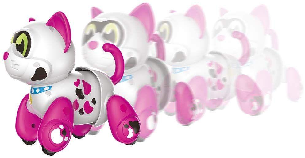 Интерактивна играчка Silverlit - Котенце Мооко - 8