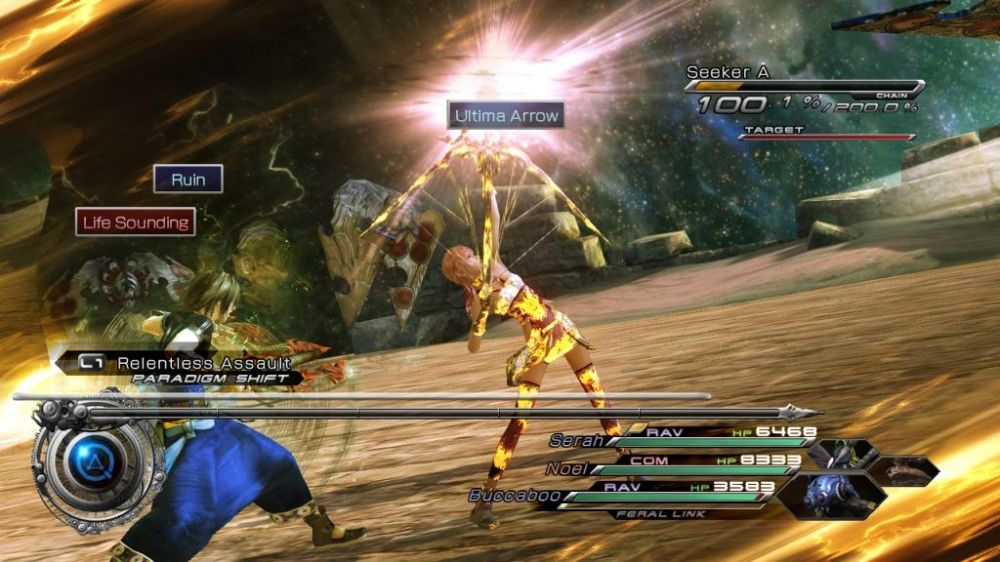 Final Fantasy XIII-2 (PS3) - 7