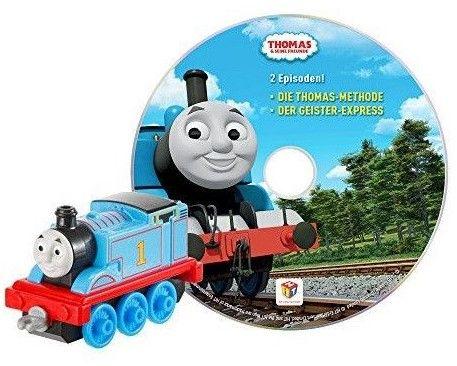 Детска играчка Fisher Price - Thomas & Friends + CD - 2