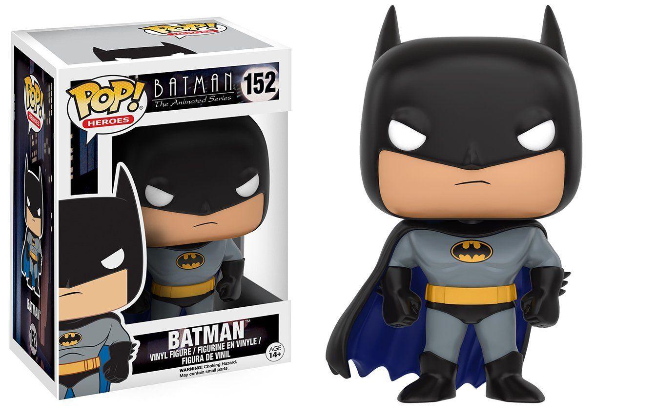 Фигура Funko Pop! Heroes: Batman the Animated Series Batman, #152 - 2