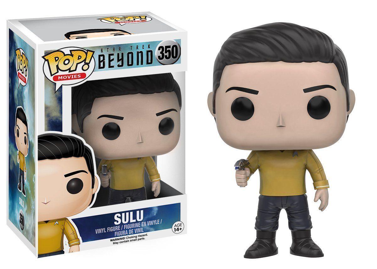 Фигура Funko Pop! Movies: Star Trek Beyond - Sulu, #350 - 2