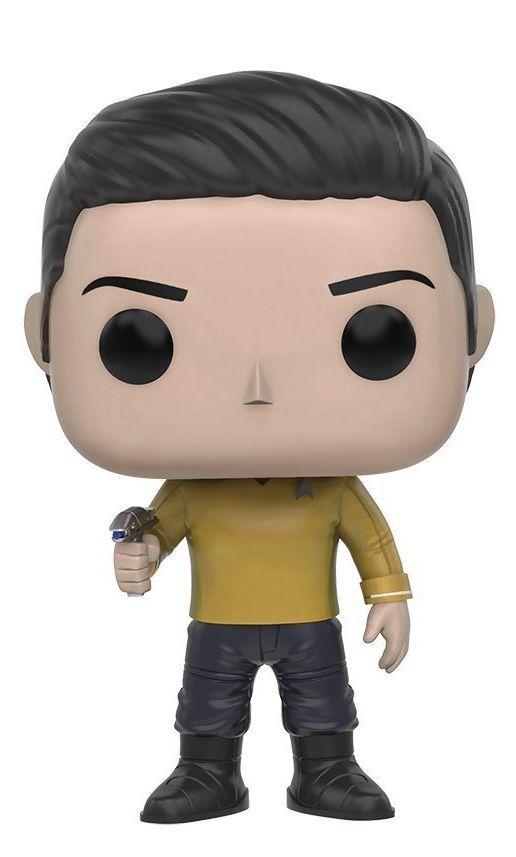 Фигура Funko Pop! Movies: Star Trek Beyond - Sulu, #350 - 1