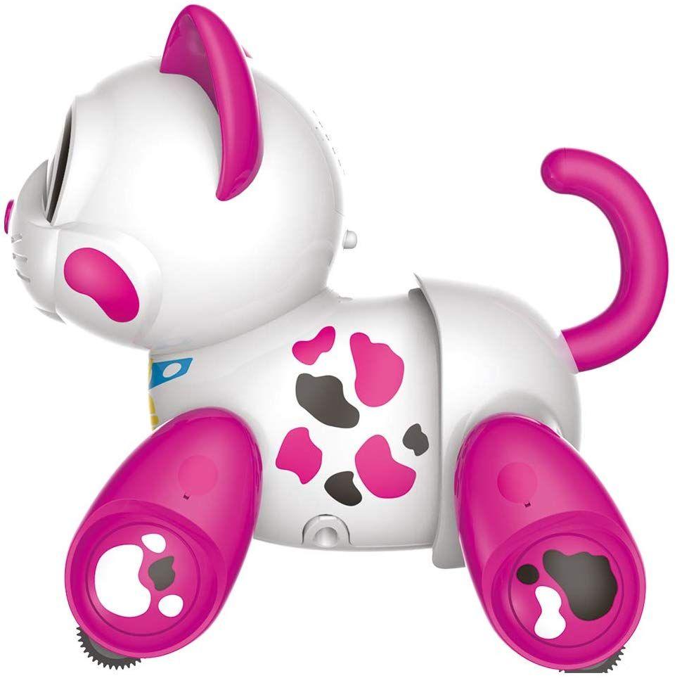 Интерактивна играчка Silverlit - Котенце Мооко - 4