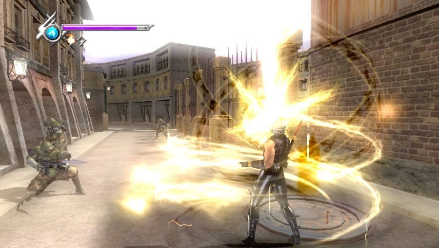 Ninja Gaiden Sigma Plus (PS Vita) - 3