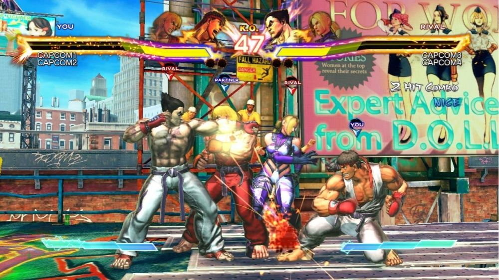 Street Fighter X Tekken (PS3) - 8