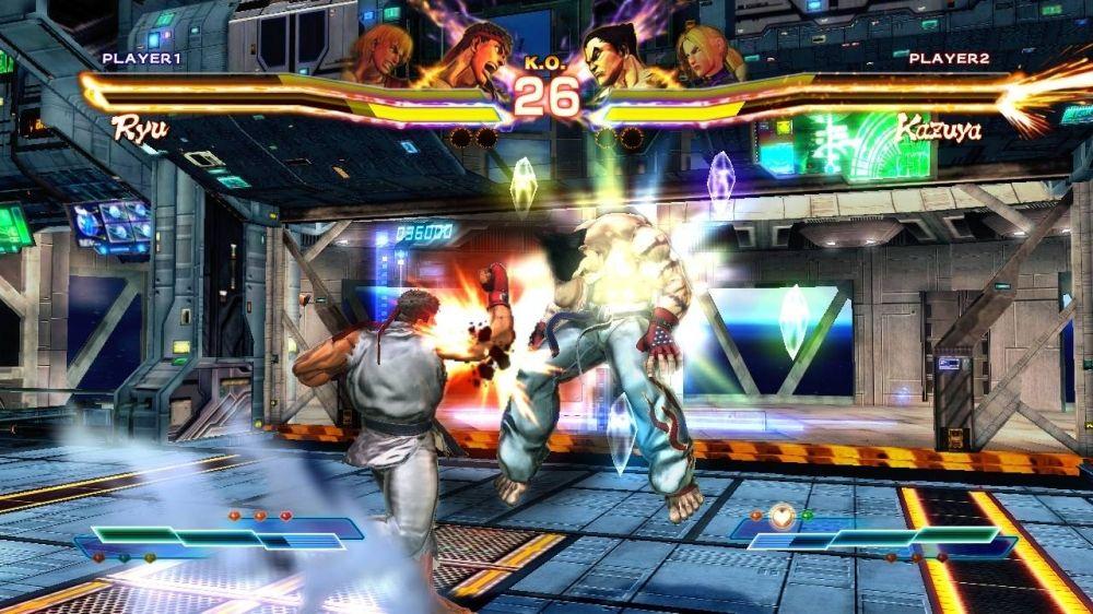 Street Fighter X Tekken (Xbox 360) - 4