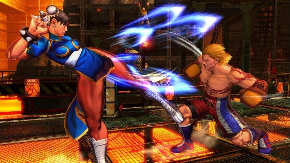 Street Fighter X Tekken (Xbox 360) - 5