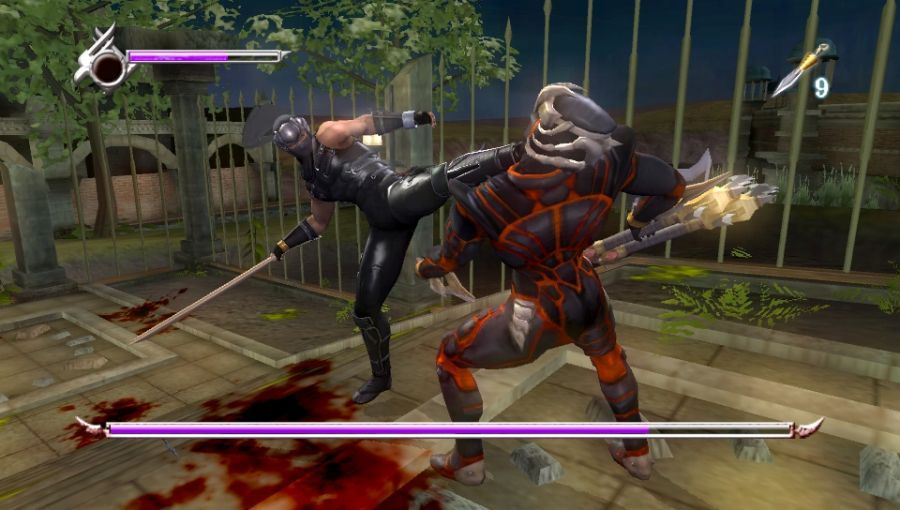 Ninja Gaiden Sigma Plus (PS Vita) - 7