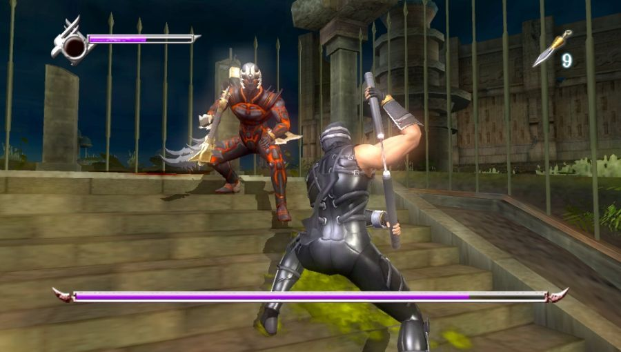 Ninja Gaiden Sigma Plus (PS Vita) - 6