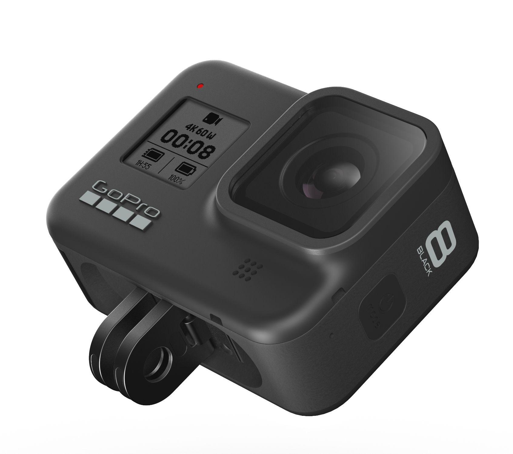 Спортна камера GoPro Hero8 - черна - 9