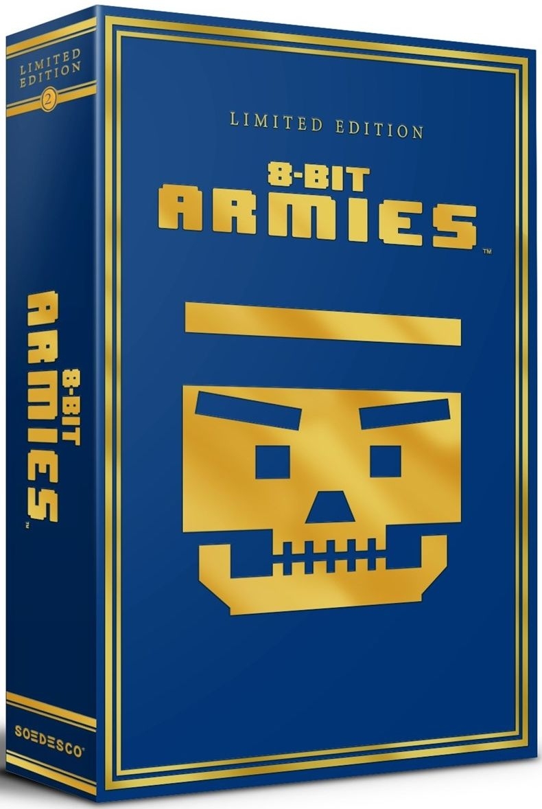 8-Bit Armies - Limited Edition (PS4) - 1