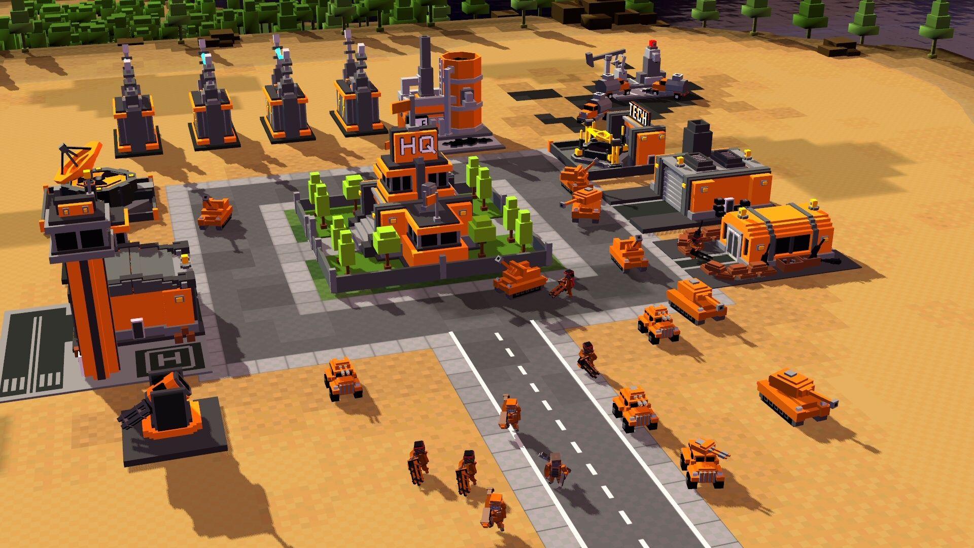 8-Bit Armies (PS4) - 8