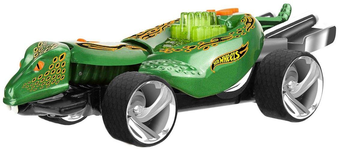 Детска играчка Toy State Hot Wheels - Кола Turboa, змия - 2
