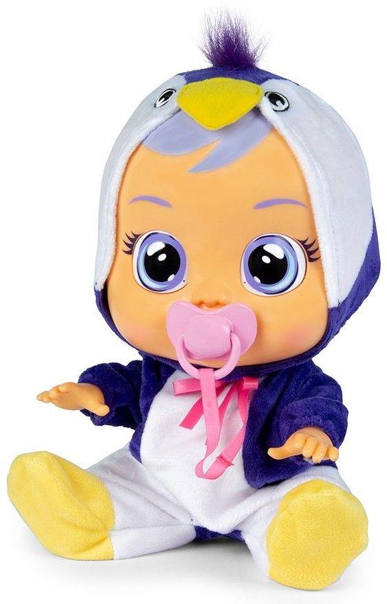 Плачеща кукла със сълзи IMC Toys Cry Babies - Пингуи, пингвинче - 1