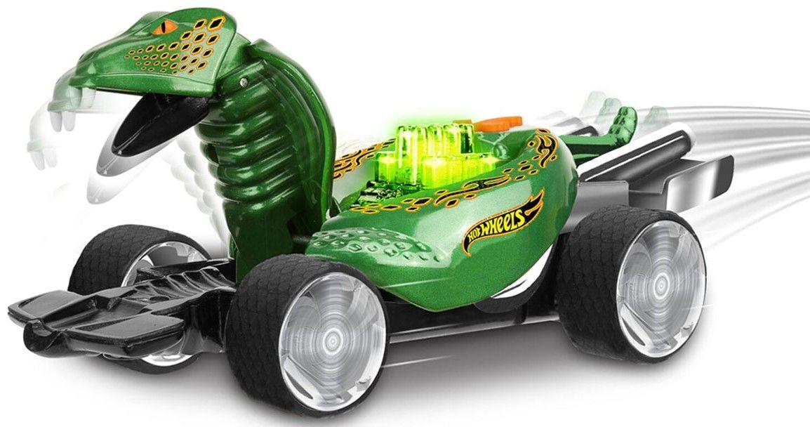Детска играчка Toy State Hot Wheels - Кола Turboa, змия - 4