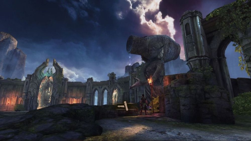 Sorcery (PS3) - 8