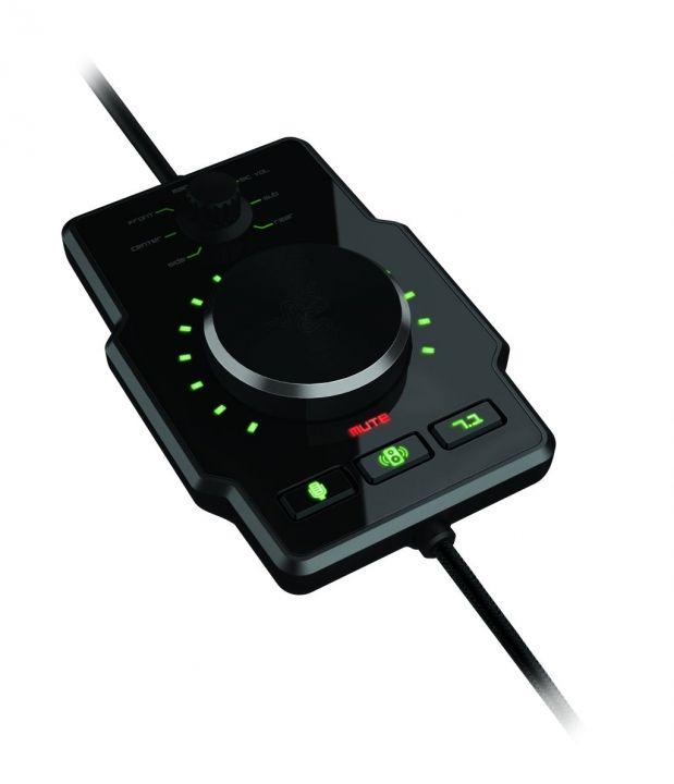 Гейминг слушалки Razer Tiamat 7.1 Surround Sound - 7