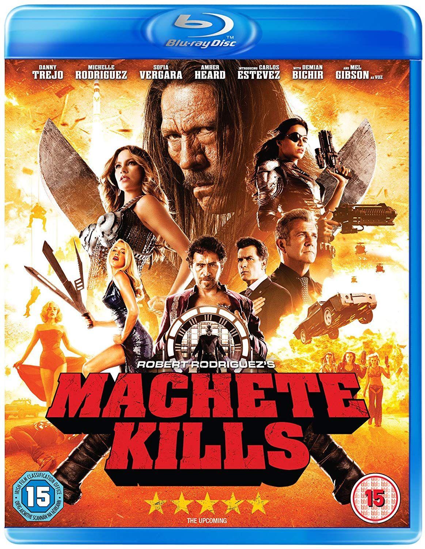 Machete Kills (Blu-ray) - 1