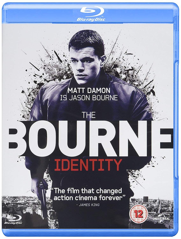 The Bourne Identity (Blu-ray) - 1
