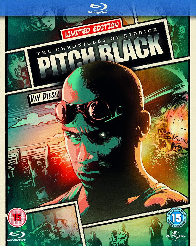 Pitch Black (Blu-ray) - 1