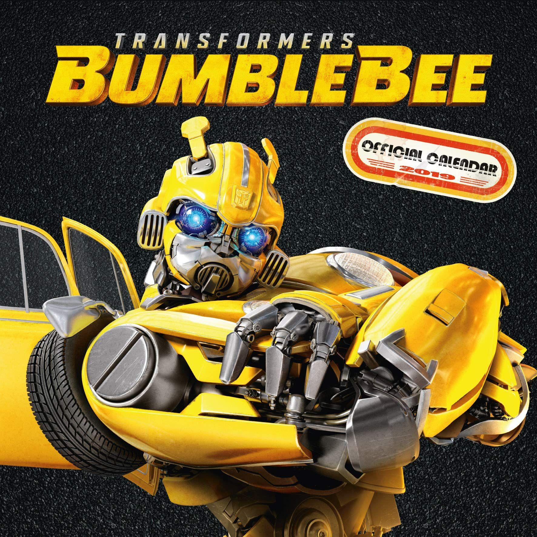 Стенен Календар Danilo 2019 - Transformers Bumblebee - 1
