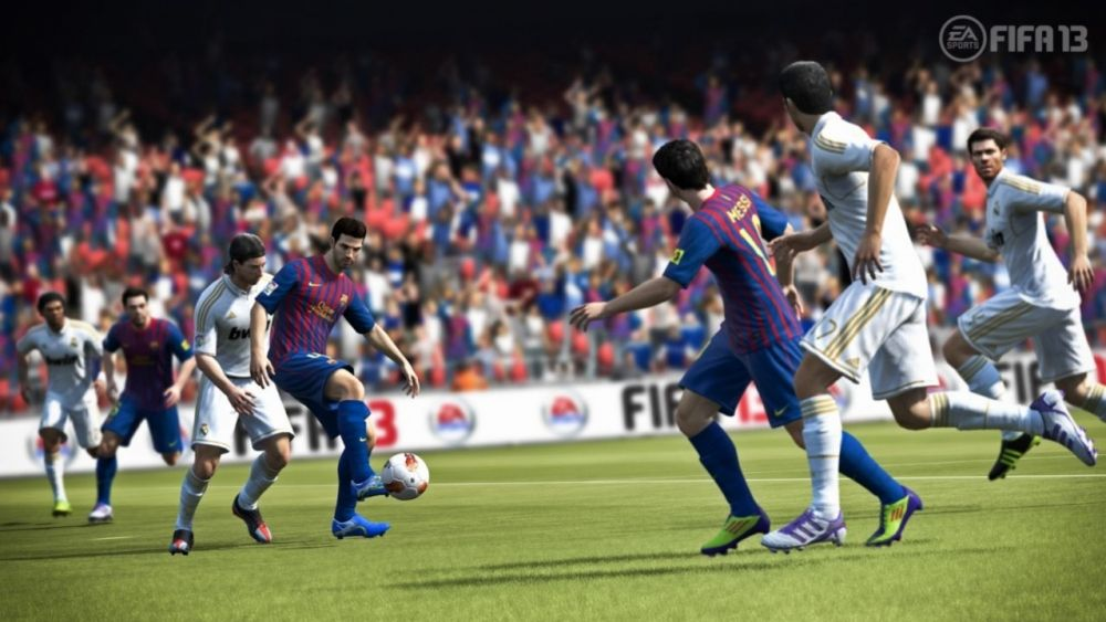 FIFA 13 (PS3) - 6