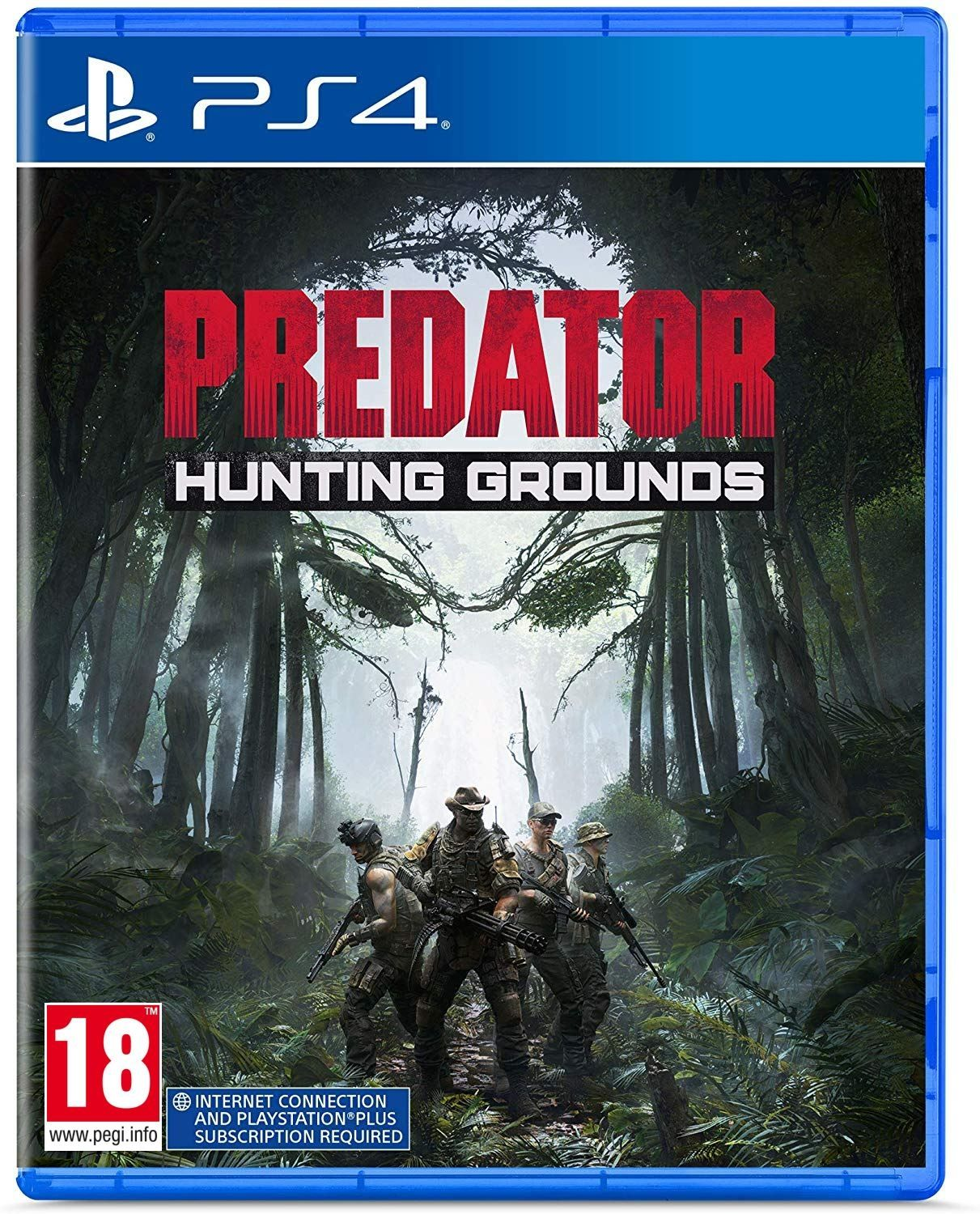 Predator: Hunting Grounds (PS4) - 1