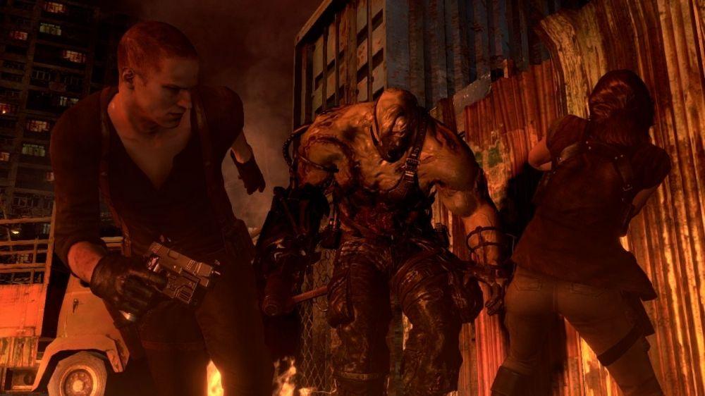 Resident Evil 6 (Xbox 360) - 8