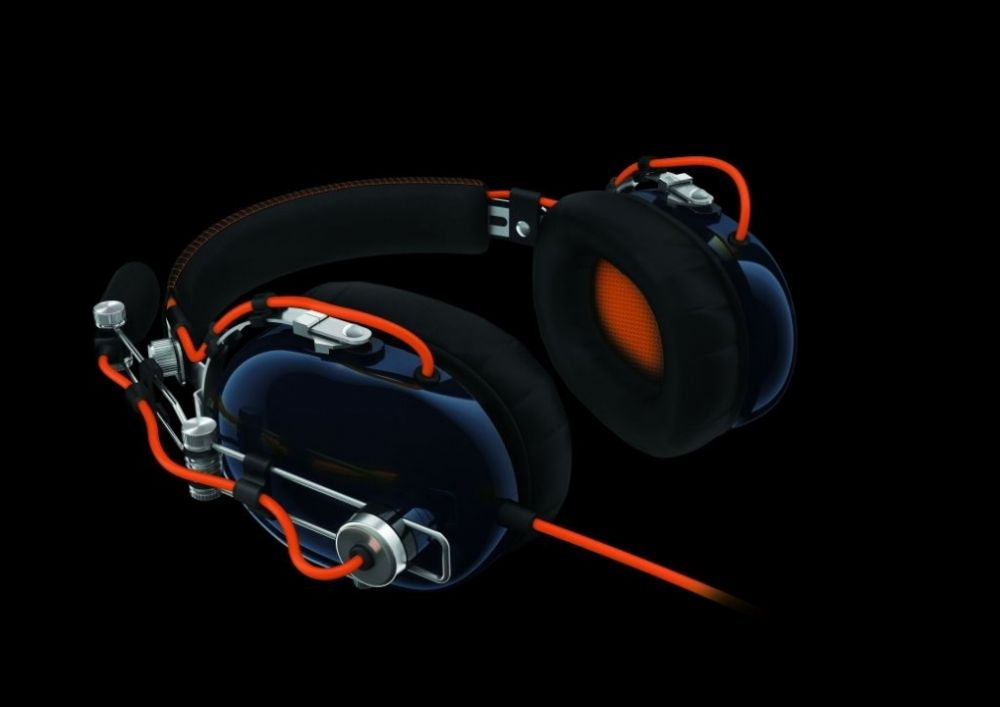 Гейминг слушалки Razer BlackShark Battlefield 3 Collector's Edition - 14