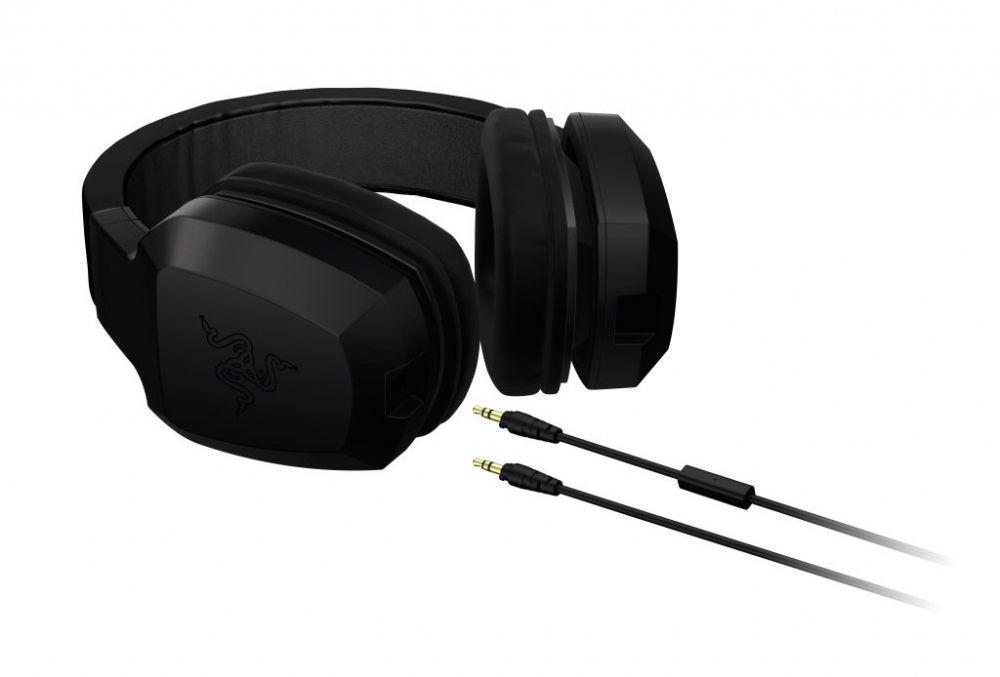 Гейминг слушалки Razer Electra Black Edition - 2