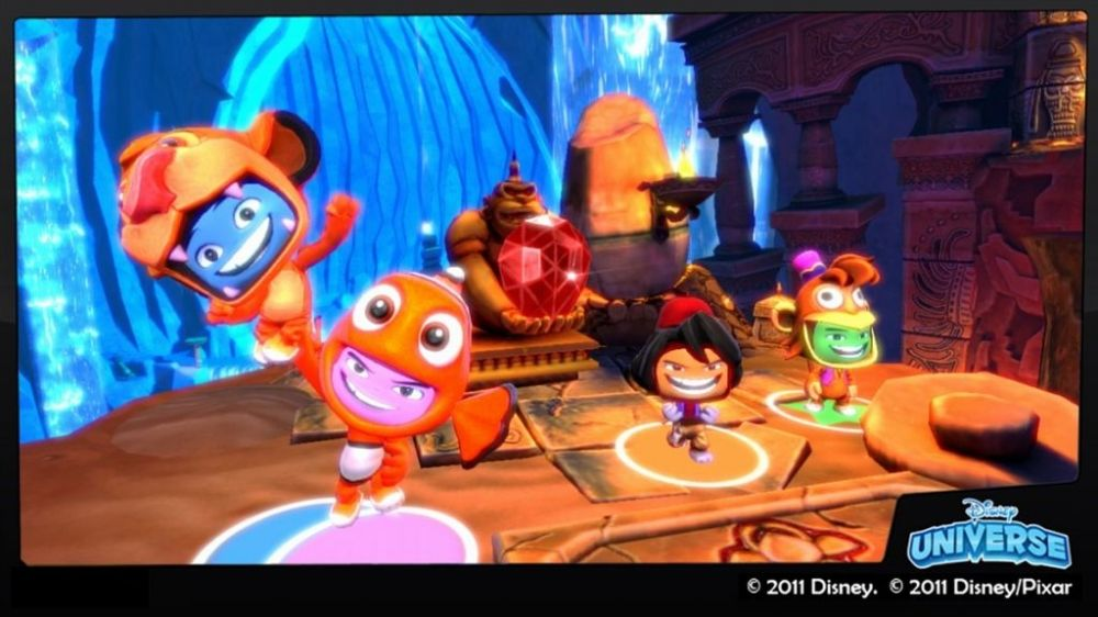 Disney Universe (PS3) - 5